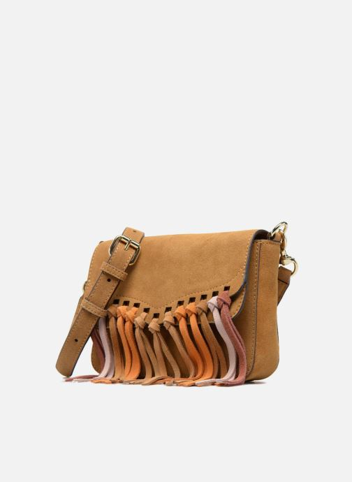 Handtassen Rebecca Minkoff RAPTURE SMALL SHOULDER BAG Beige model