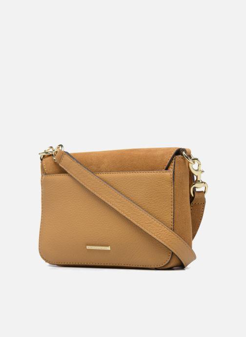 Handtassen Rebecca Minkoff RAPTURE SMALL SHOULDER BAG Beige rechts