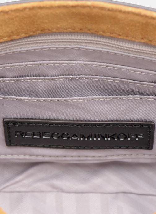 Handtassen Rebecca Minkoff RAPTURE SMALL SHOULDER BAG Beige achterkant