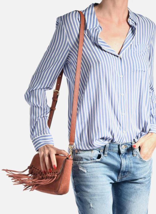 Handtassen Rebecca Minkoff RAPTURE SMALL SHOULDER BAG Beige onder