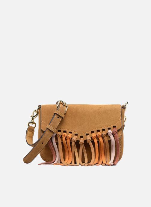 Handtassen Rebecca Minkoff RAPTURE SMALL SHOULDER BAG Beige detail
