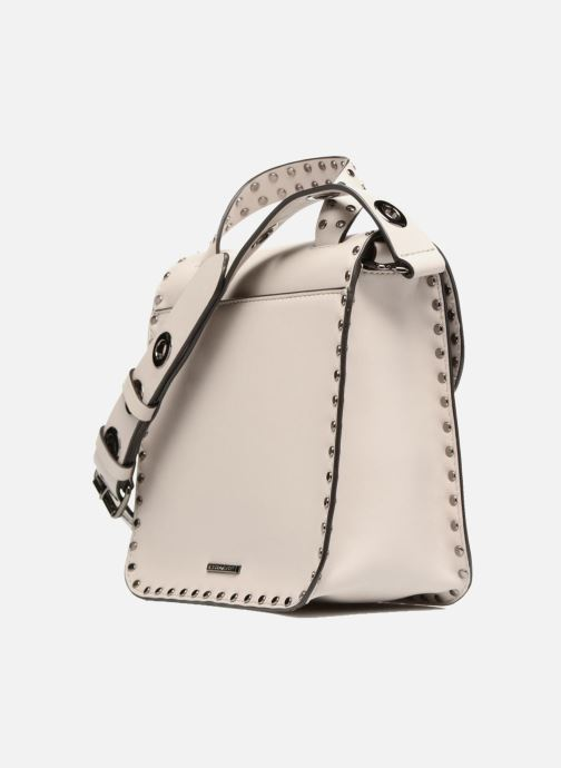 Sacs à main Rebecca Minkoff MIDNIGHTER TOP HANDLE FEED Gris vue droite
