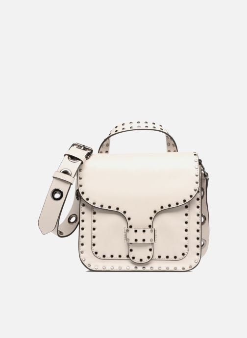 Sacs à main Rebecca Minkoff MIDNIGHTER TOP HANDLE FEED Gris vue détail/paire