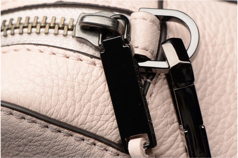 Handtaschen Rebecca Minkoff 4 ZIP MOTO CAMERA BAG rosa ansicht von links
