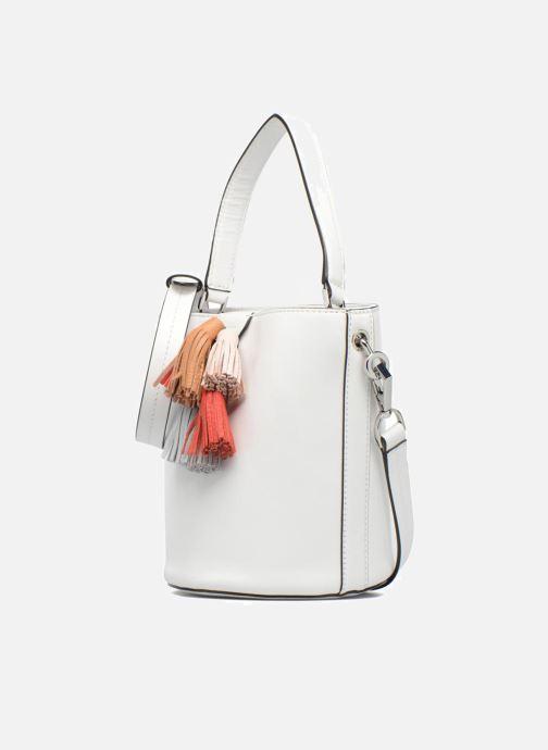 Handtassen Rebecca Minkoff SOFIA TOP HANDLE BUCKET Wit model