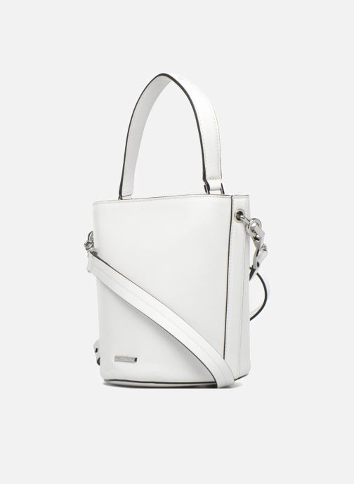 Sacs à main Rebecca Minkoff SOFIA TOP HANDLE BUCKET Blanc vue droite
