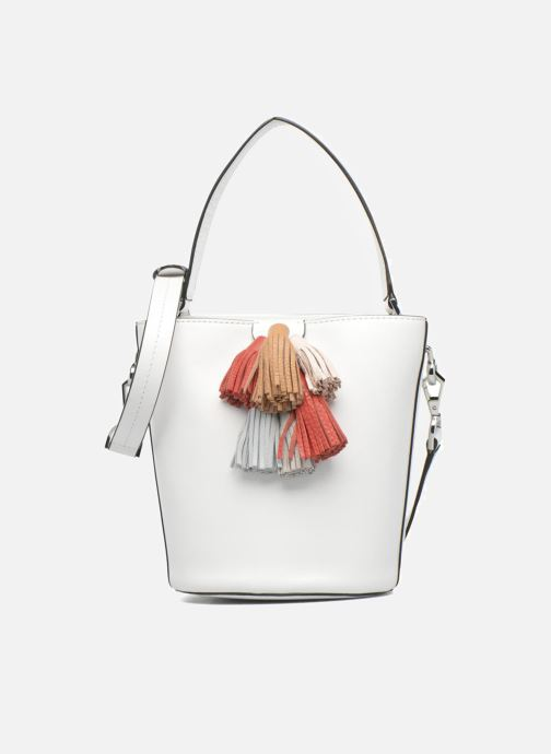 Sacs à main Rebecca Minkoff SOFIA TOP HANDLE BUCKET Blanc vue détail/paire