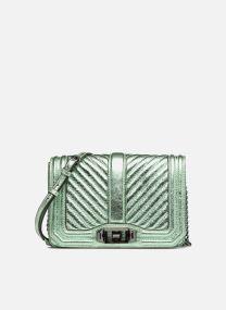 Handtaschen Taschen CHEVRON QUILTED SMALL LOVE CRO