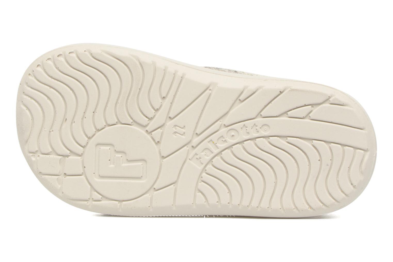 Sandales et nu-pieds Naturino Agata 1570 Or et bronze vue haut