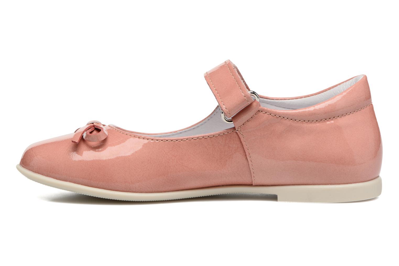 Ballerina's Naturino Alissa 4524 Roze voorkant
