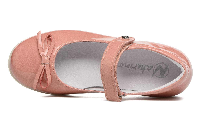 Ballerina's Naturino Alissa 4524 Roze links