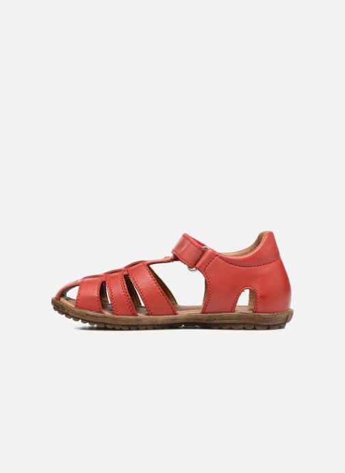 Sandales et nu-pieds Naturino See Rouge vue face