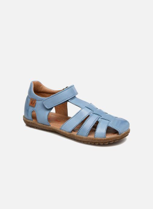 Sandales et nu-pieds Naturino See Bleu vue détail/paire