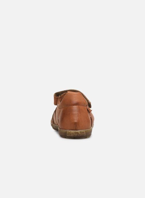 Sandali e scarpe aperte Naturino See Marrone immagine destra