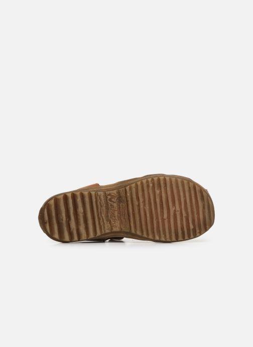 Sandales et nu-pieds Naturino See Marron vue haut
