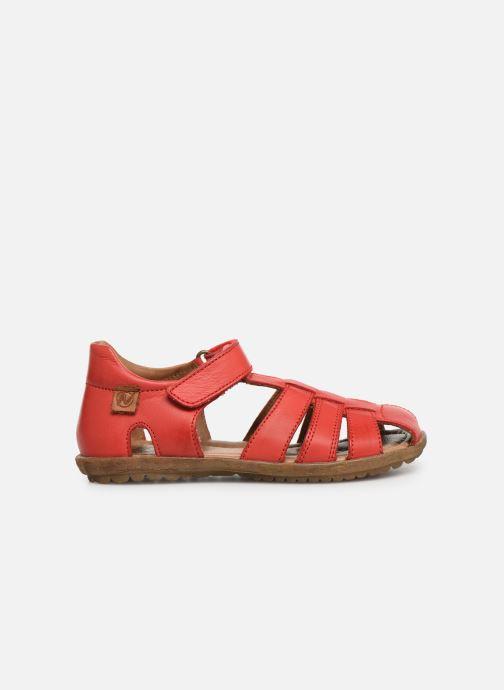 Sandali e scarpe aperte Naturino See Rosso immagine posteriore