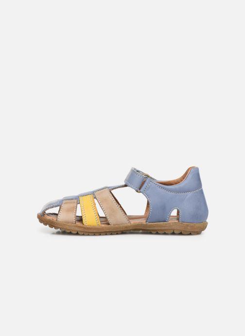 Sandales et nu-pieds Naturino See Multicolore vue face