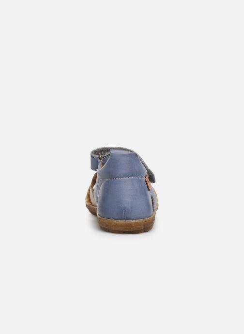 Sandales et nu-pieds Naturino See Multicolore vue droite