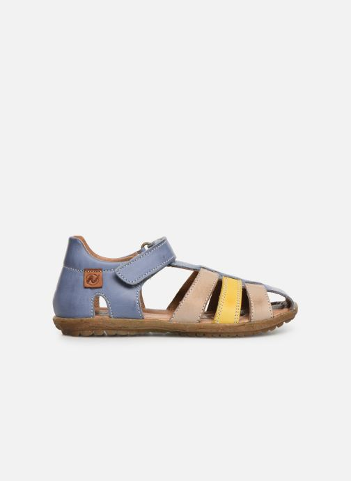 Sandales et nu-pieds Naturino See Multicolore vue derrière