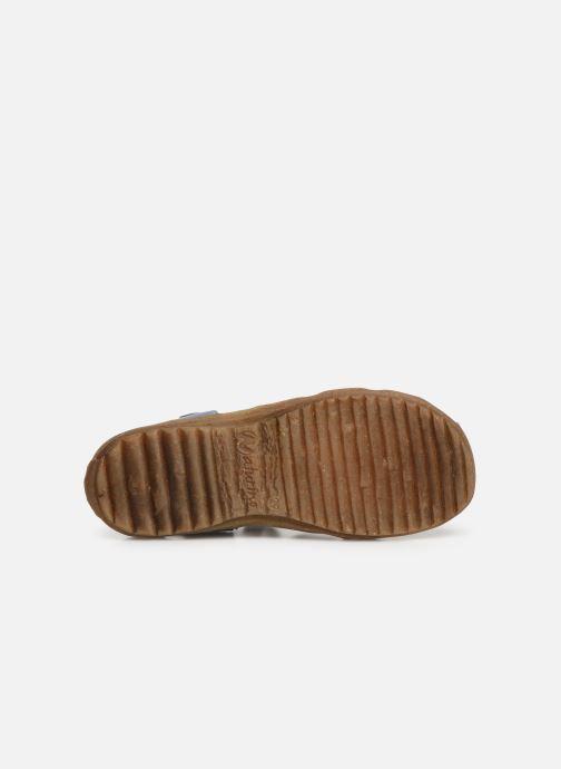 Sandales et nu-pieds Naturino See Multicolore vue haut