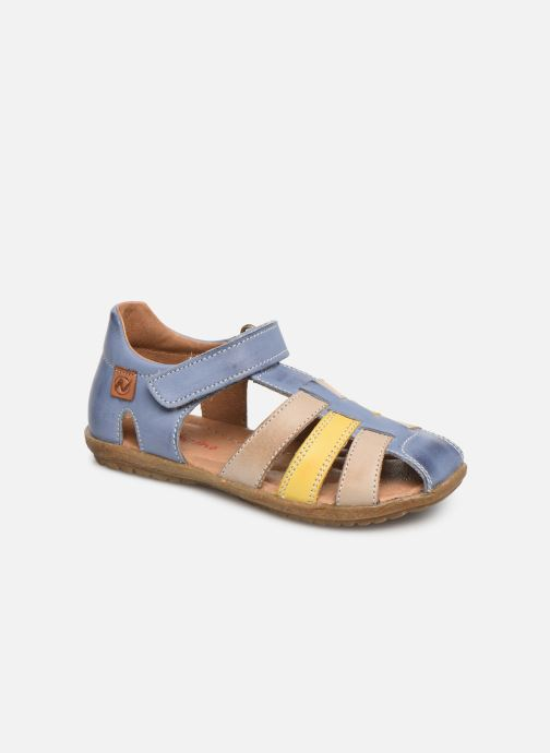 Sandales et nu-pieds Naturino See Multicolore vue détail/paire