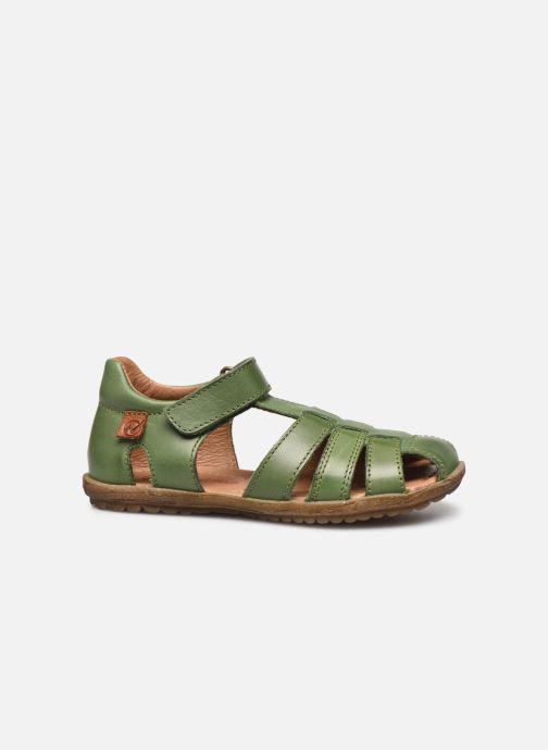 Sandales et nu-pieds Naturino See Vert vue derrière