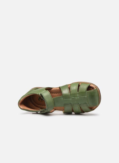 Sandales et nu-pieds Naturino See Vert vue gauche