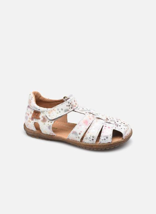Sandales et nu-pieds Naturino See Blanc vue détail/paire