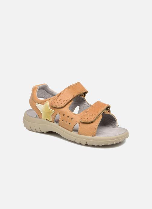 Sandales et nu-pieds Naturino Angelo 5675 Jaune vue détail/paire