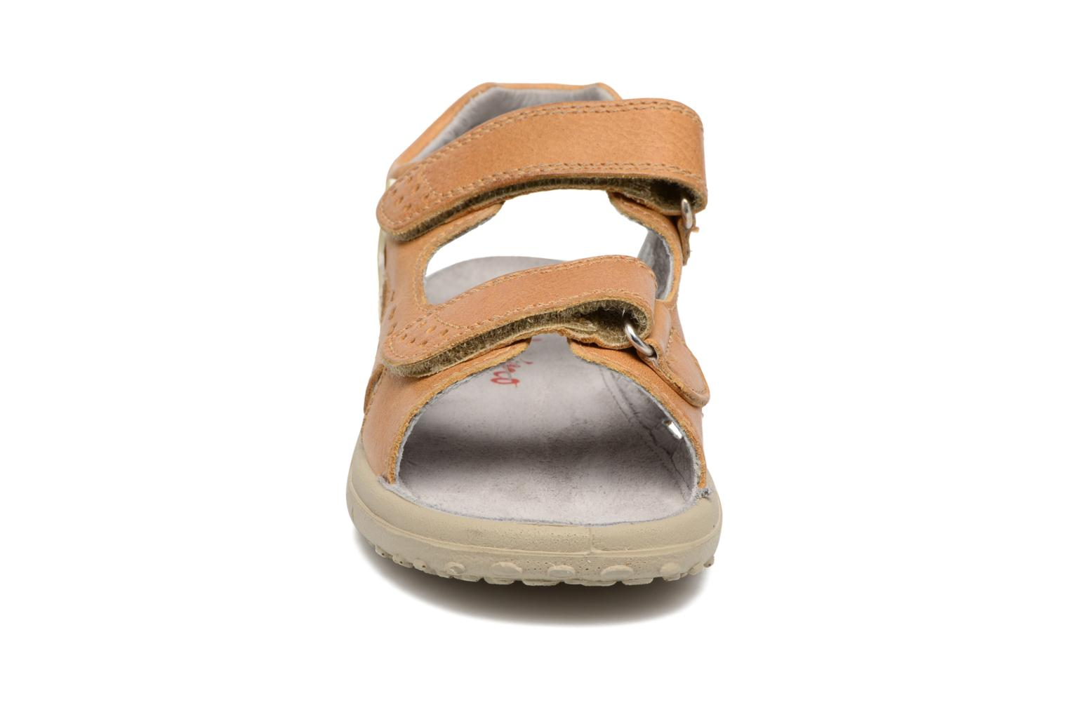 Sandals Naturino Angelo 5675 Yellow model view