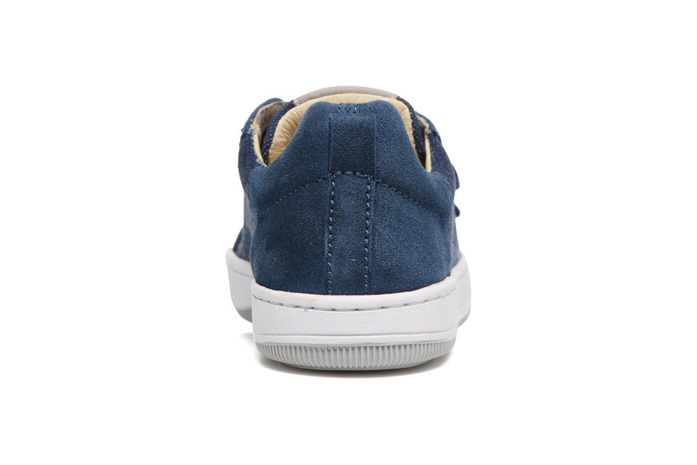 Sneakers Naturino Caleb VL Blå Se fra højre