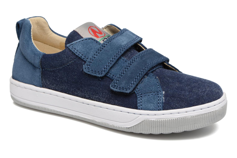 Sneakers Naturino Caleb VL Blå detaljeret billede af skoene