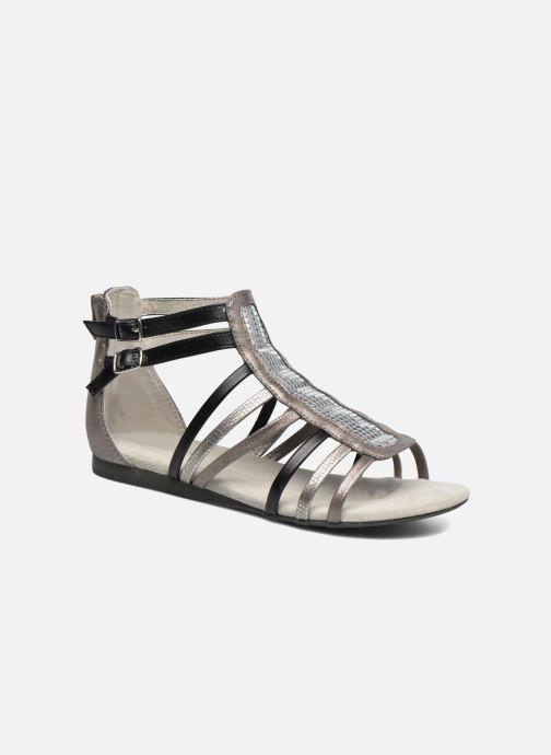 Sandales et nu-pieds Bullboxer Paula Gris vue détail/paire