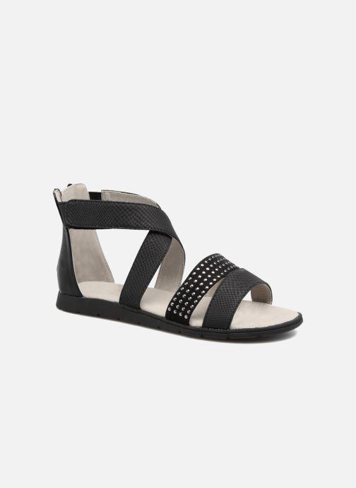Sandales et nu-pieds Bullboxer Katia Noir vue détail/paire