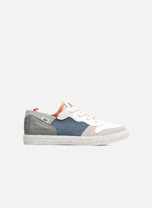 Sneakers Xti Axel Wit achterkant