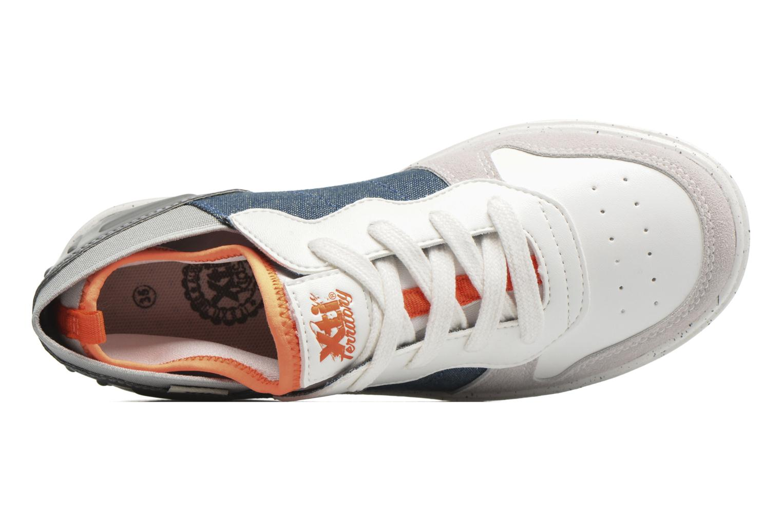 Sneakers Xti Axel Wit links