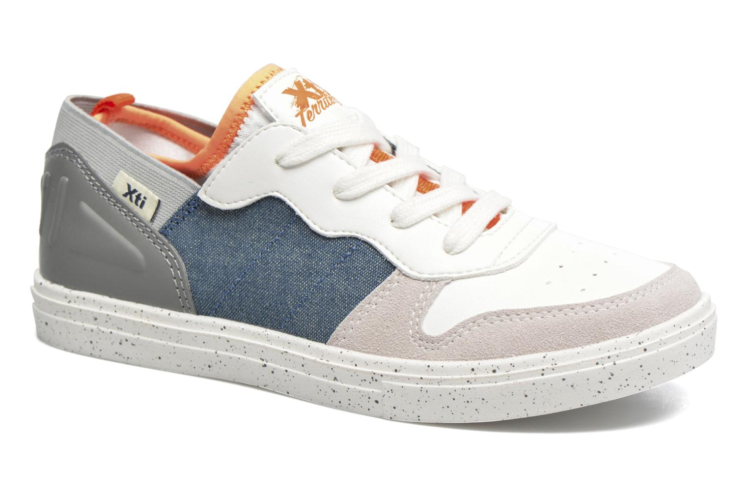 Sneakers Xti Axel Wit detail
