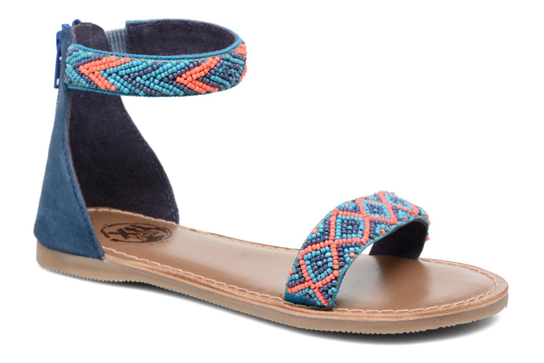 Sandales et nu-pieds Xti Brigida Bleu vue détail/paire