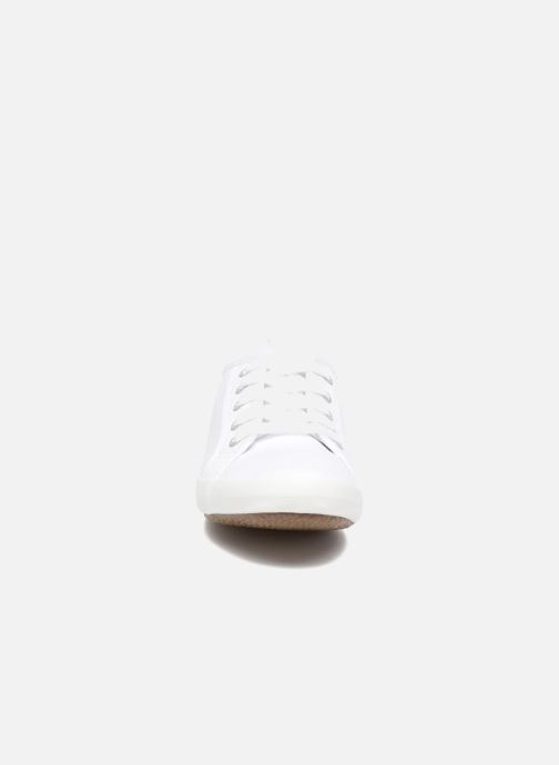 Trainers I Love Shoes GOLCAN White model view