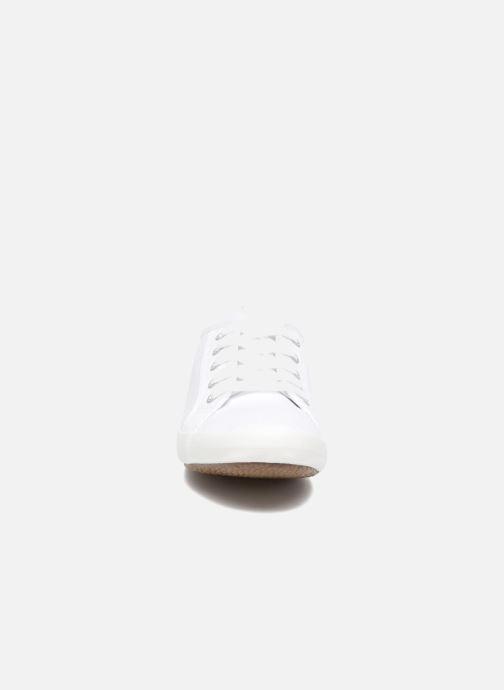 Deportivas I Love Shoes GOLCAN Blanco vista del modelo