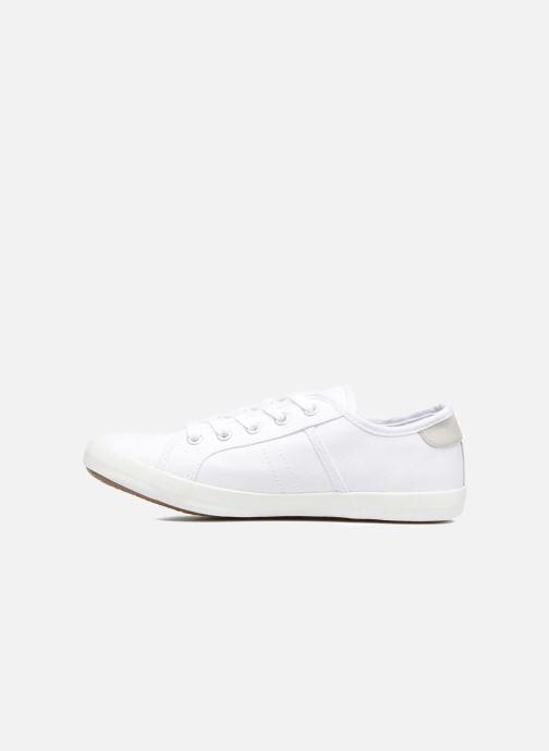 Baskets I Love Shoes GOLCAN Blanc vue face
