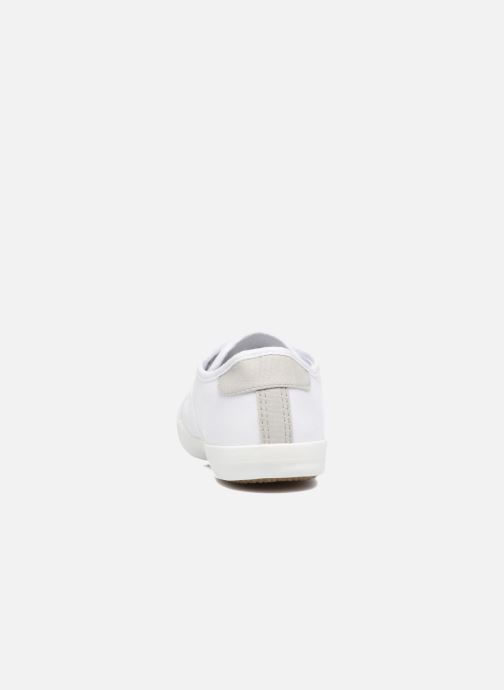 Deportivas I Love Shoes GOLCAN Blanco vista lateral derecha