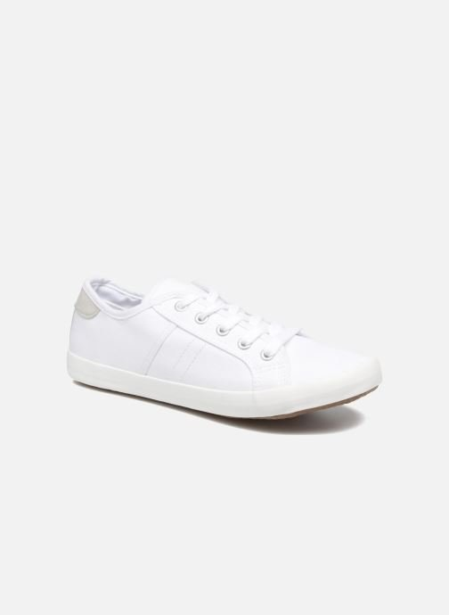 Trainers I Love Shoes GOLCAN White detailed view/ Pair view