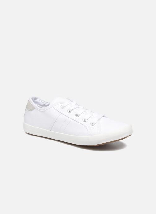 Baskets I Love Shoes GOLCAN Blanc vue détail/paire