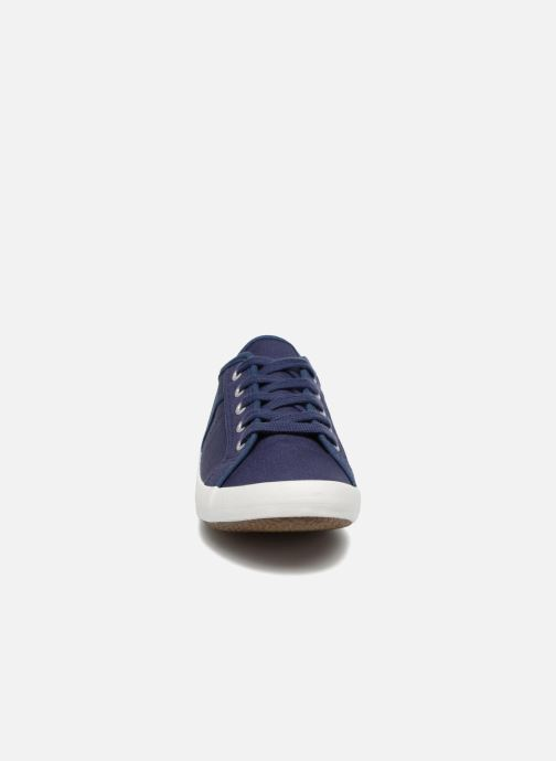 Deportivas I Love Shoes GOLCAN Azul vista del modelo