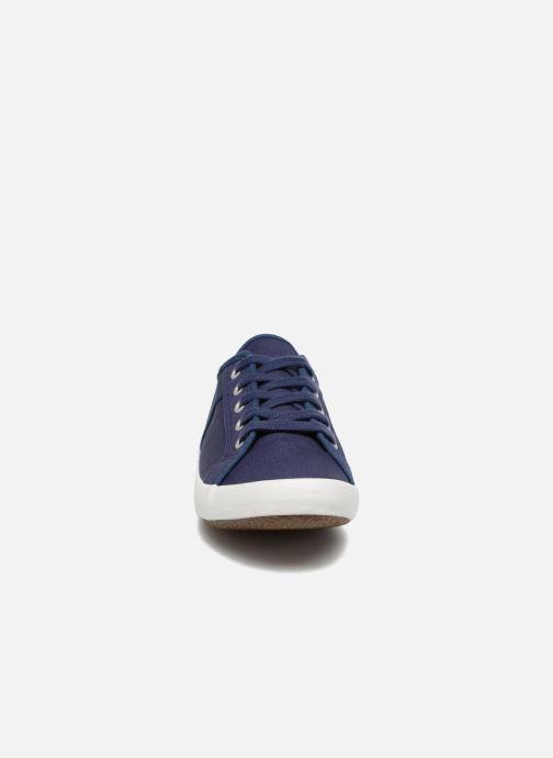 Sneakers I Love Shoes GOLCAN Azzurro modello indossato