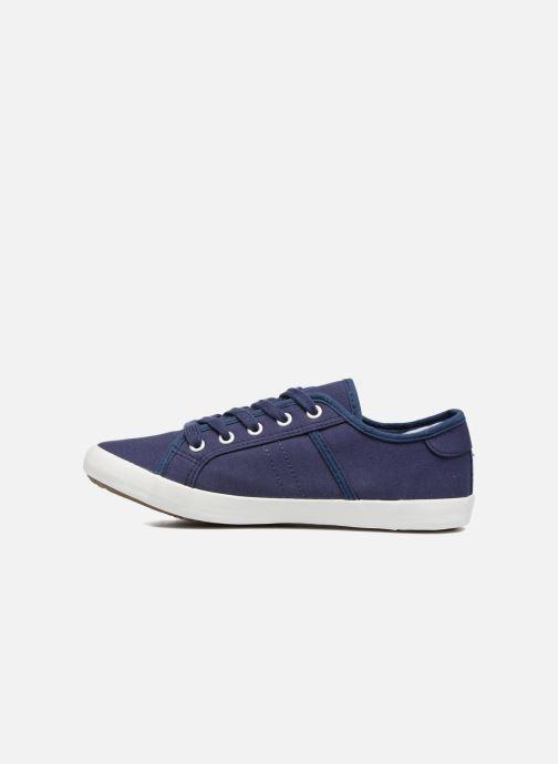 Deportivas I Love Shoes GOLCAN Azul vista de frente