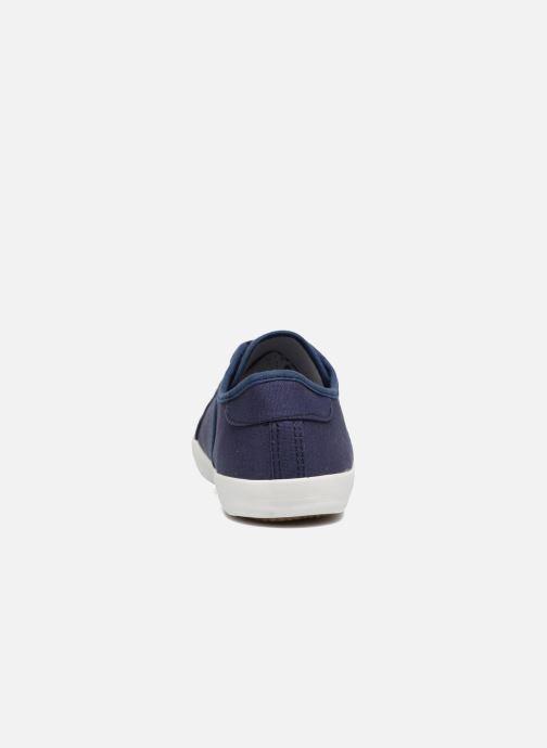 Deportivas I Love Shoes GOLCAN Azul vista lateral derecha