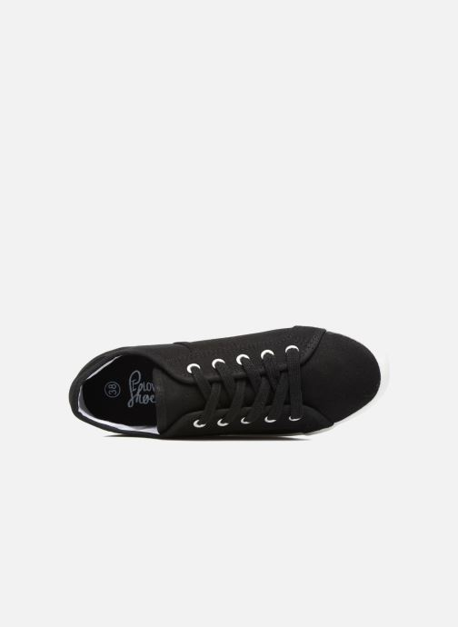 Deportivas I Love Shoes GOLCAN Negro vista lateral izquierda