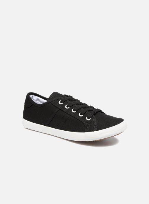 Baskets I Love Shoes GOLCAN Noir vue détail/paire